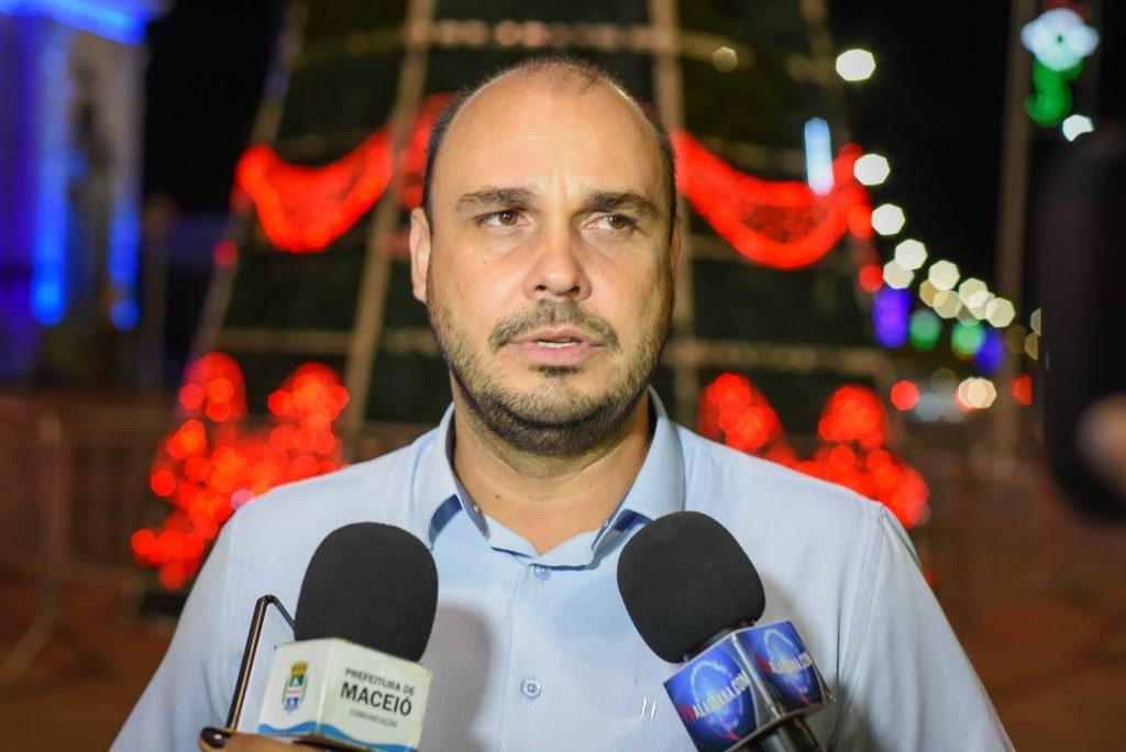 Tácio Melo sai da gestão municipal para se dedicar a novos desafios