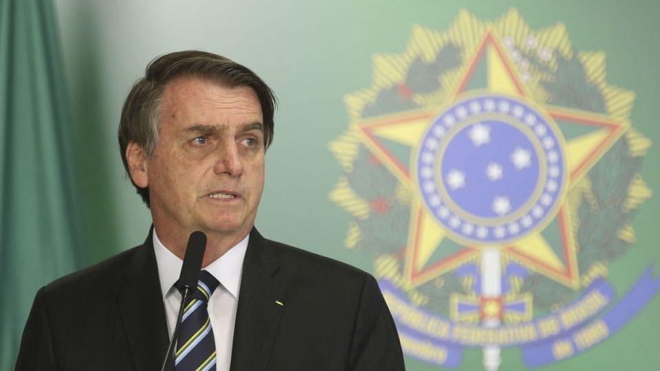 Bolsonaro aparece na lista dos 100 mais influentes da revista Time em 2019