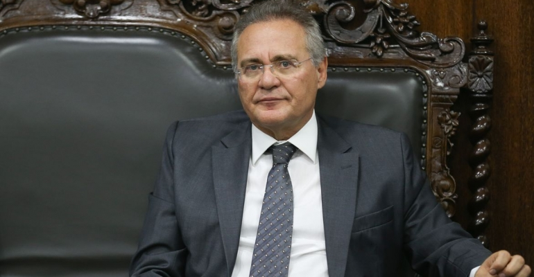 Renan Calheiros defende a criação do juiz das garantias, 'senão outros Moros aparecerão'
