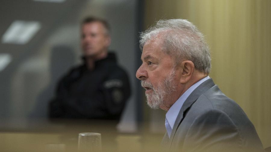 Lula pede suspensão de processo ao STF