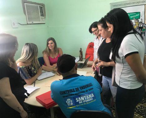 Pesquisadores estudam tracoma em cinco municípios alagoanos