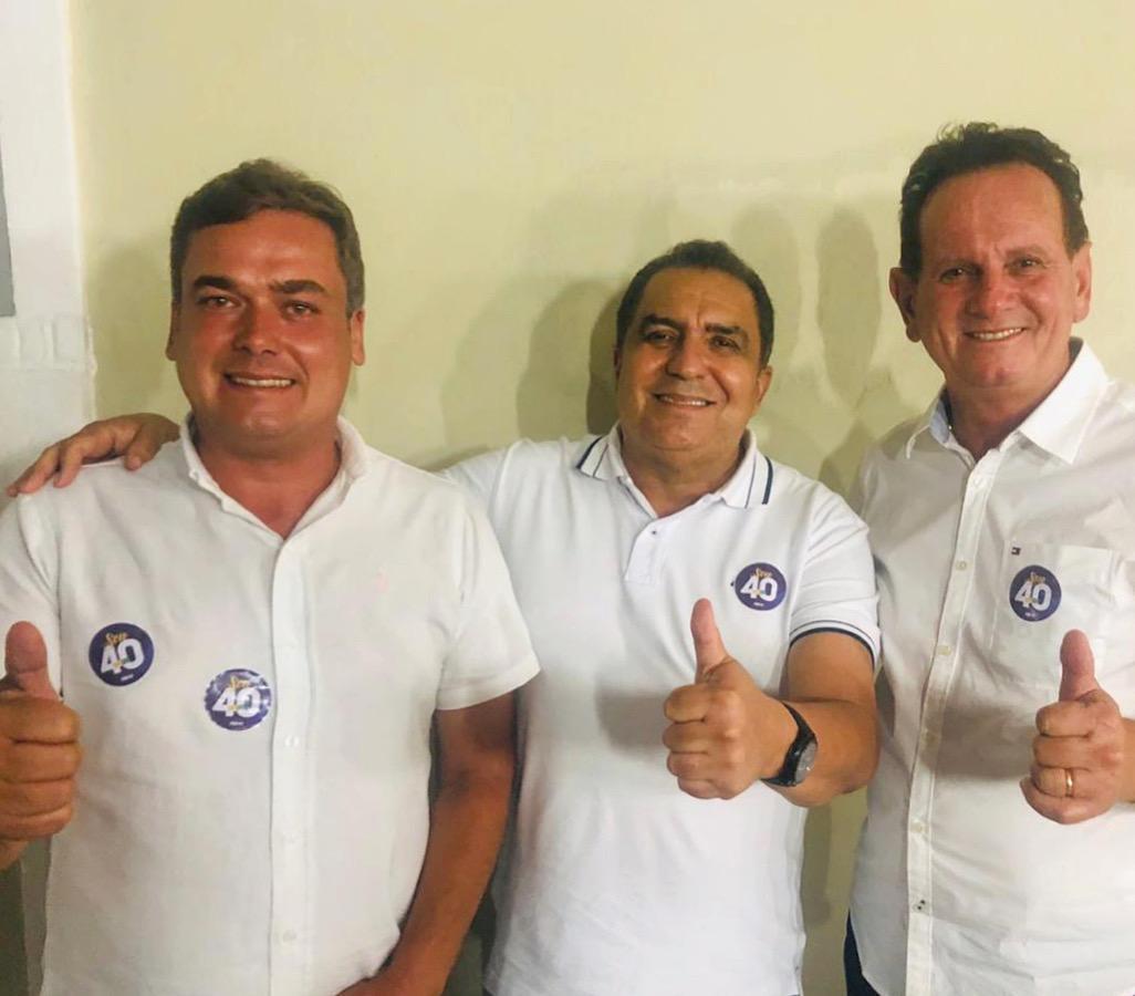 Deputado marca presença em convenções partidárias no interior