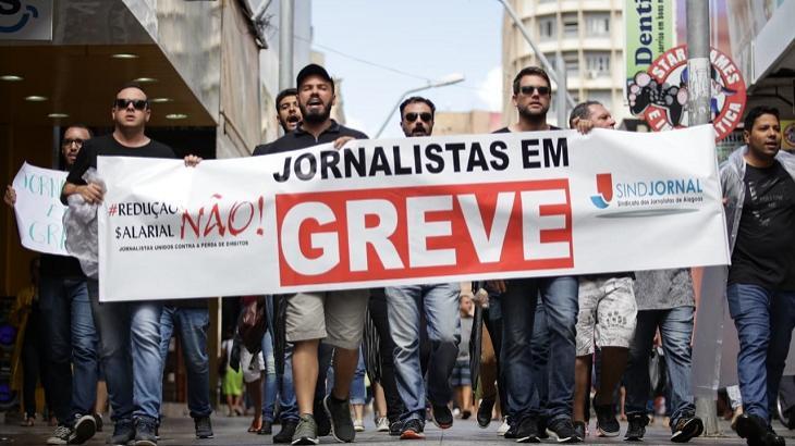 Demissão de jornalistas após greve é criticada por Sindjornal