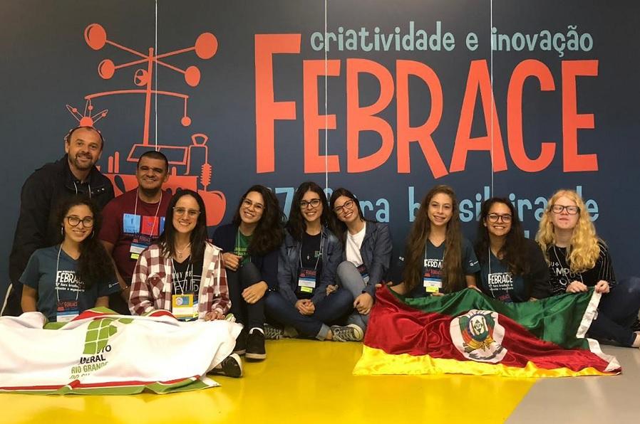 FEBRACE: mostra nacional de Ciências e Engenharia recebe uma nova geração de jovens cientistas