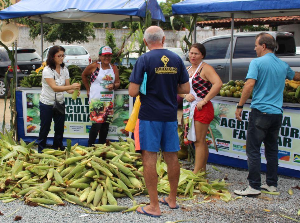 Fetag/AL prepara a 2ª Feira da Agricultura Familiar em Maceió