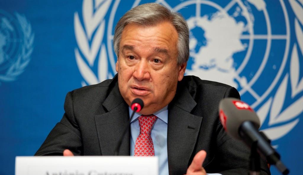 Chefe da ONU afirma que mundo enfrenta uma grave emergência climática