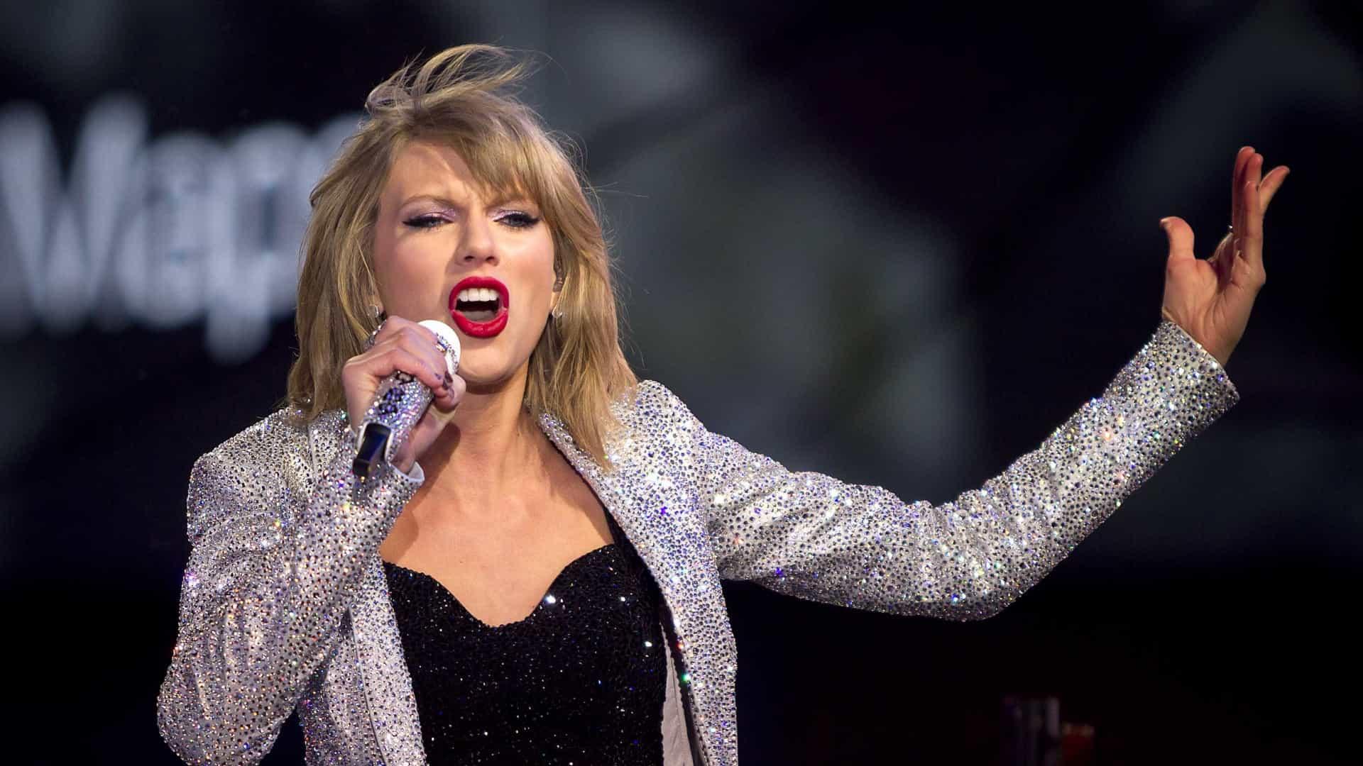 Taylor Swift virá ao Brasil em 2020 com turnê do novo álbum