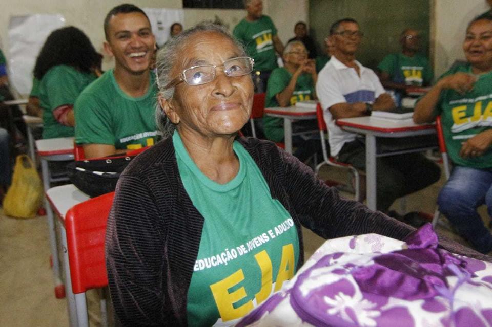 EJA: matrículas já estão abertas na rede municipal de ensino de Palmeira