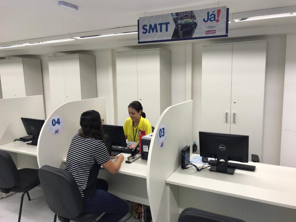 SMTT descentraliza atendimentos em Já! do Parque Shopping