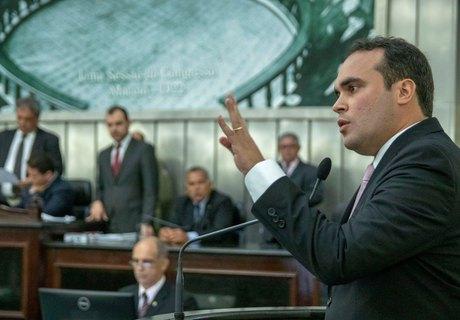 Deputado Davi Maia quer comissão de acompanhamento de obras do Estado