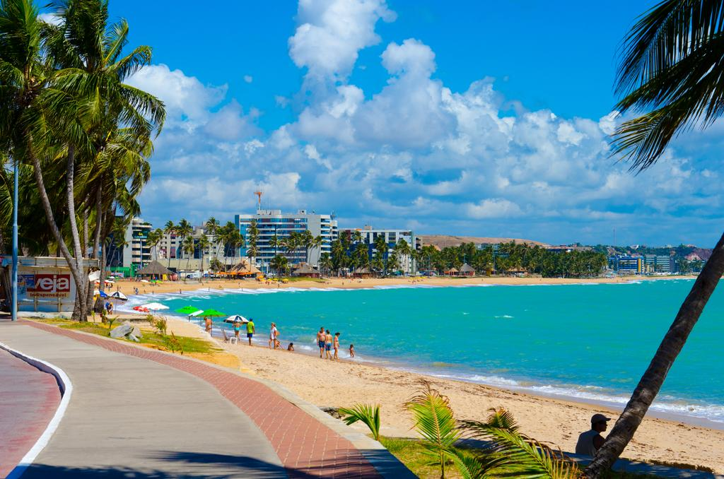 Ocupação hoteleira cresce em Alagoas no 1º bimestre de 2020