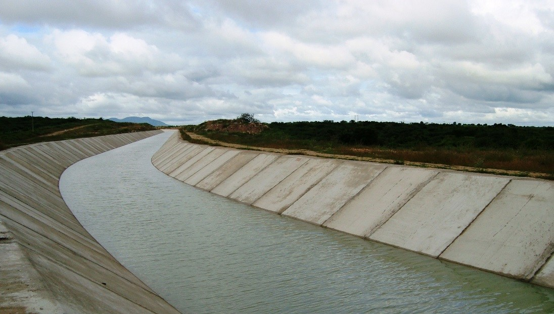 Obras do Canal do Sertão podem parar nos próximos dias