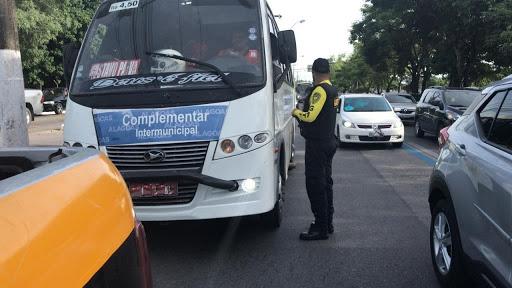 Transporte Intermunicipal de Passageiros continuam suspensos até 7 de abril
