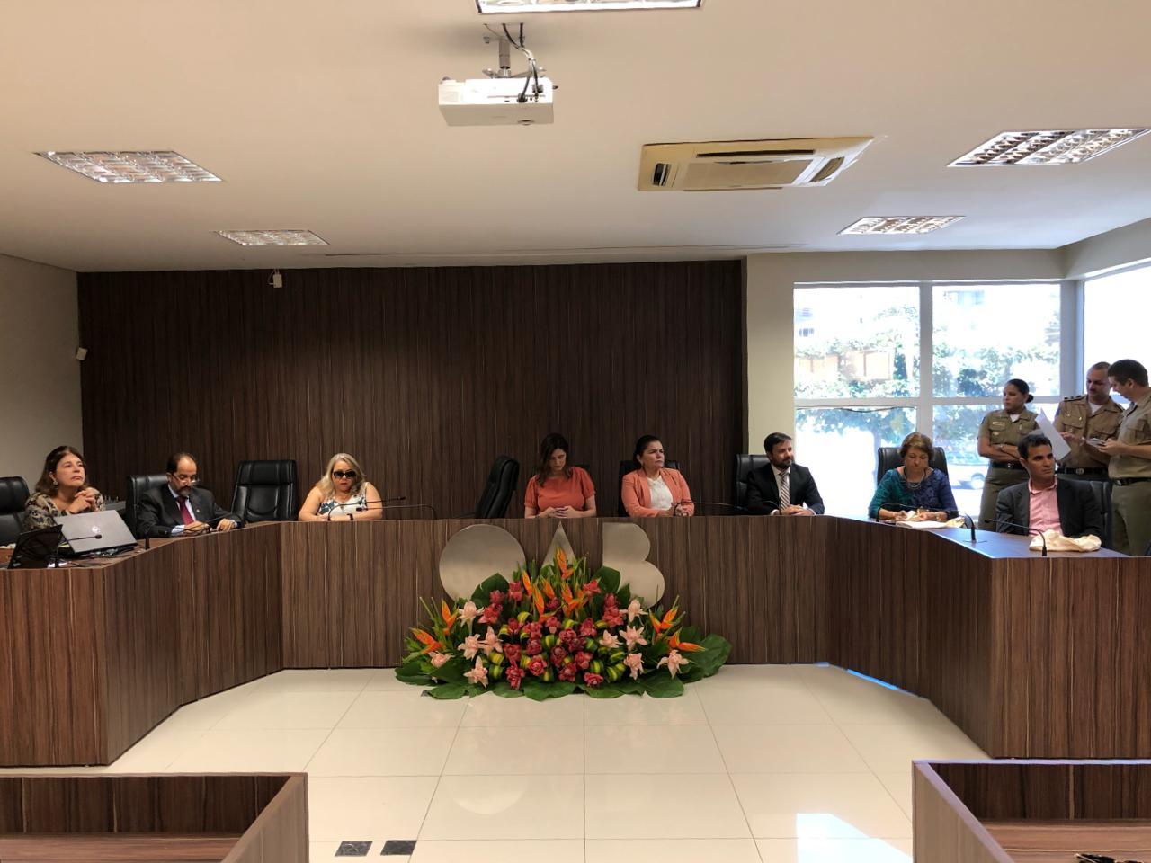 Evento em Maceió debate ação das Patrulhas e Rondas Maria da Penha