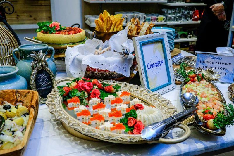16ª edição do Réveillon Celebration contará com dois buffets tradicionais de AL