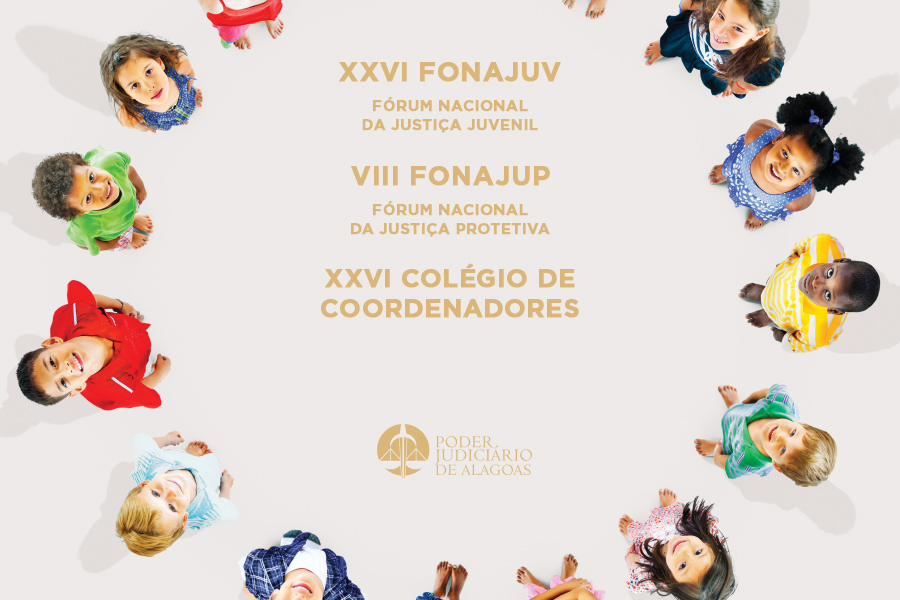 Maceió receberá fóruns de infância e juventude entre 4 e 6 de março