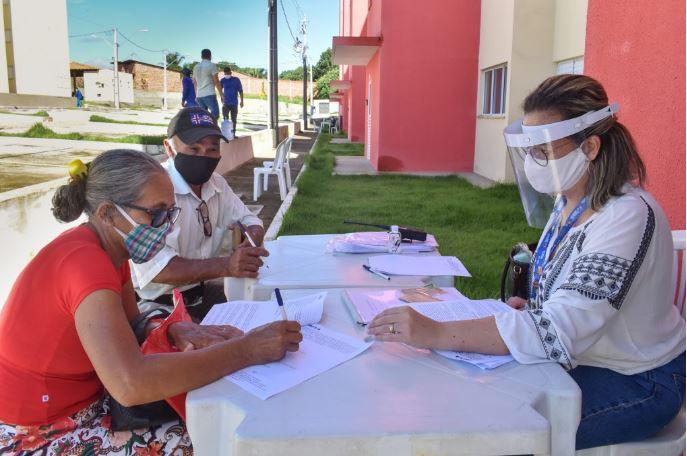 Beneficiários do Vale do Parnaíba terão nova data para assinar contratos