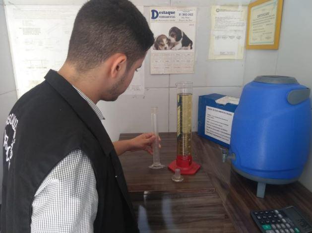 Procon Maceió realiza fiscalizações em postos de gasolina