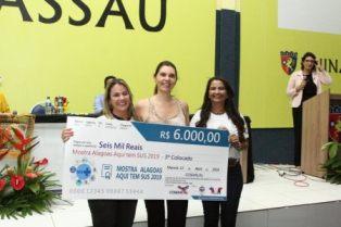 Cosems/AL premia municípios alagoanos vencedores na I Mostra Alagoas Aqui Tem SUS