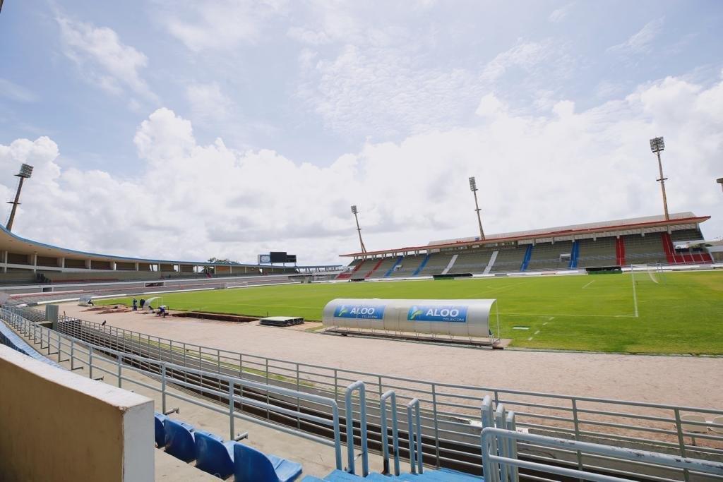 Obras de adaptação do Estádio Rei Pelé para jogos da Série A entram na reta final