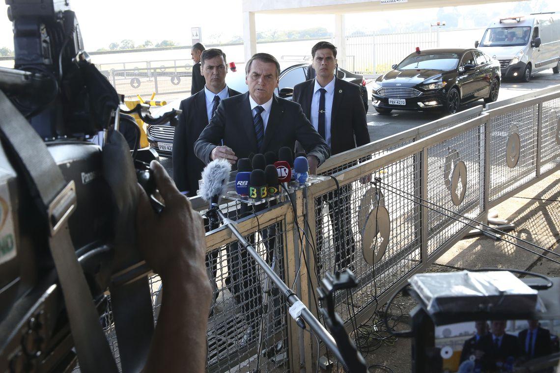 Novo imposto será analisado por Bolsonaro