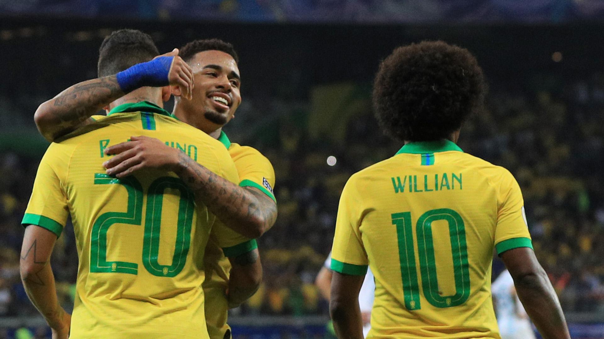 Brasil se classifica para final do campeonato