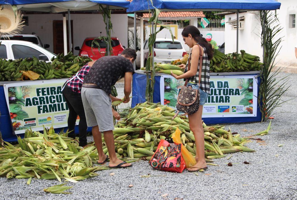 Fetag-AL promove terceira Feira da Agricultura Familiar