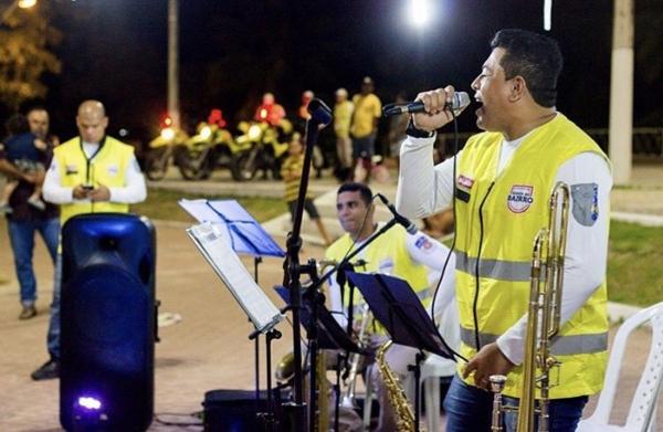 Projeto Ronda no Bairro Cultural realiza evento para a comunidade
