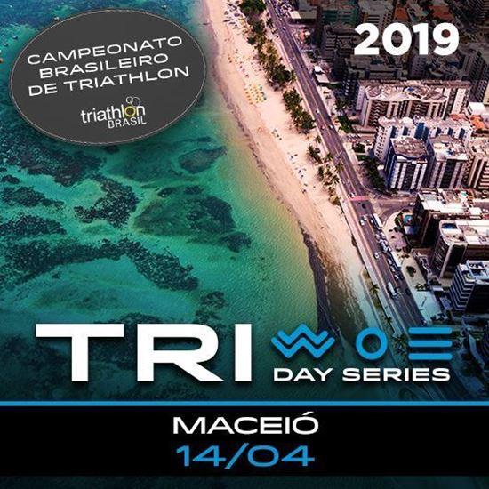 Maceió recebe Triday Series pela primeira vez neste domingo, 14