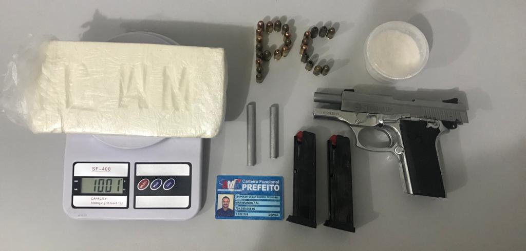 Prefeito de Marimbondo é preso acusado de homicídio