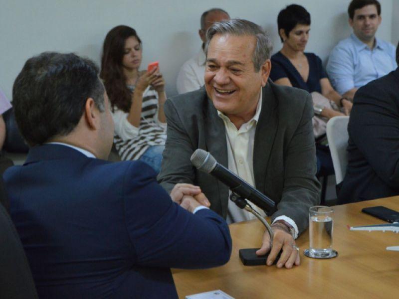 Ronaldo Lessa se despede da Seagri sem criticar governo