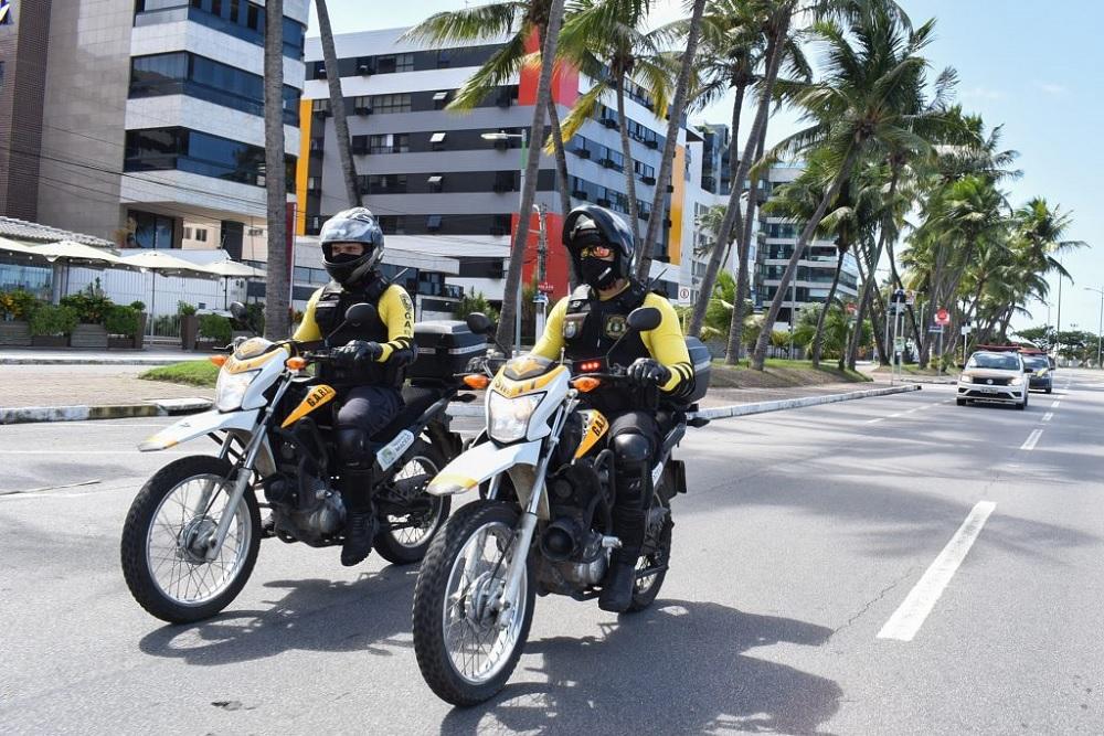Maceió: 214 veículos foram autuados por descumprirem decreto