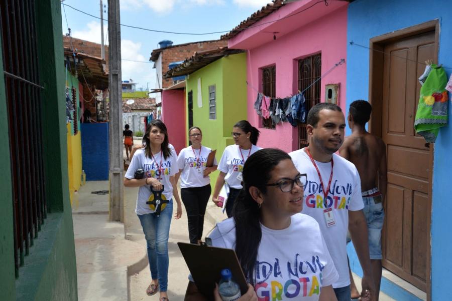 Vila Emater recebe última edição de 2019 do Programa Vida Nova nas Grotas