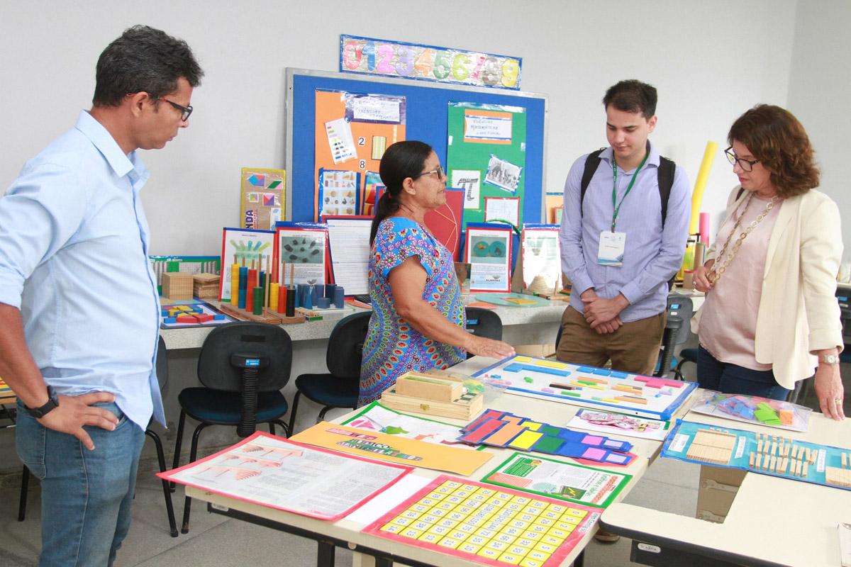 Formação de professores em AL é exemplo nacional
