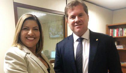 Ana Hora será presidente da ala feminina do PSD