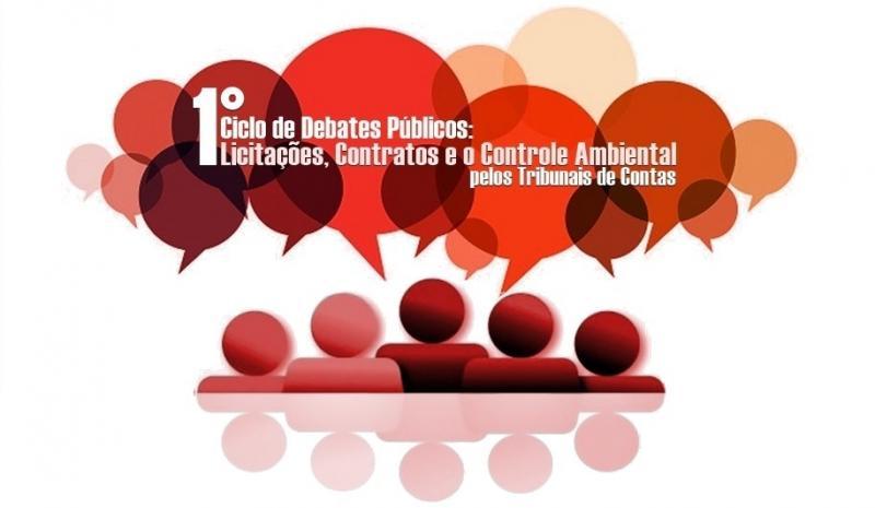 TCE/AL promove 1º Ciclo de Debates sobre Licitações, Contratos e Controle Ambiental