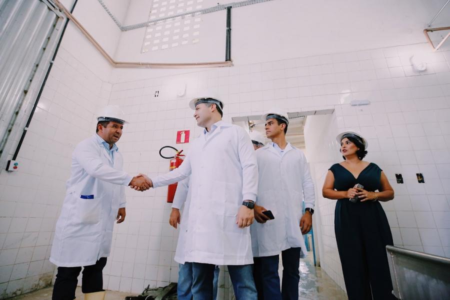 Matadouro Municipal é inaugurado em Ibateguara