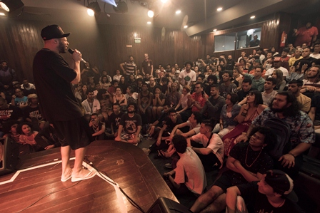 3ª Mostra Alagoana de Cultura Hip Hop comemora o aniversário do Teatro de Arena