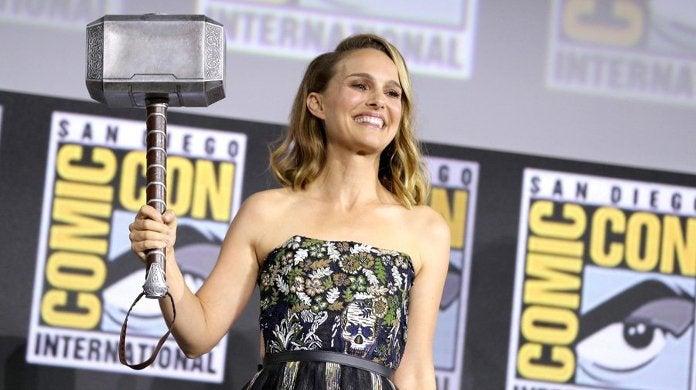 Deusa do Trovão: Natalie Portman viverá versão feminina de Thor nos cinemas