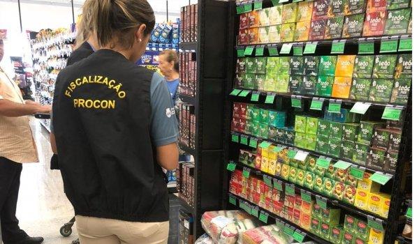 Procon aponta queda de 3% no preço da cesta básica em Maceió