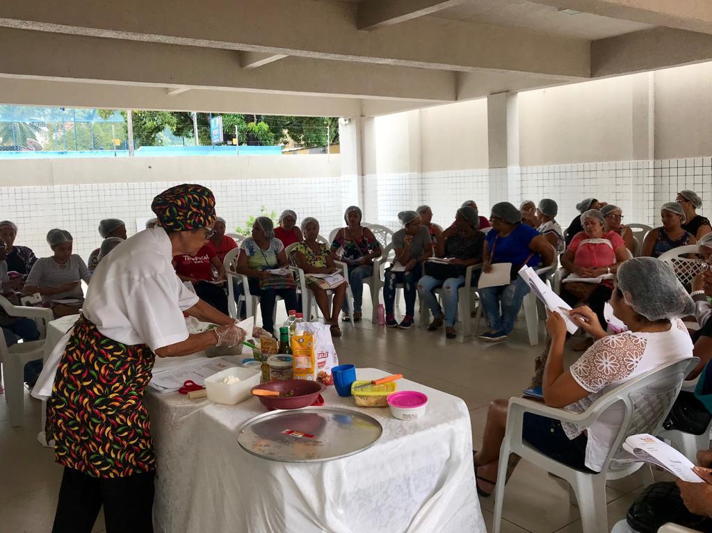 Nova turma do Projeto Mãos à Massa se inicia amanhã (3)