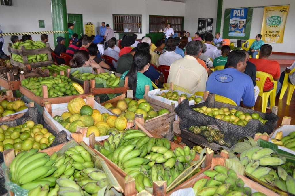 Governo libera R$ 500 mi para o PAA