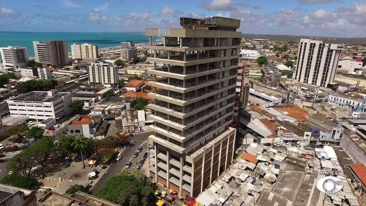 MPF cobra medidas urgentes para demolição do Edifício Palmares
