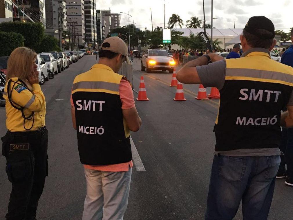 Evento IronMan modificará trânsito da orla de Maceió