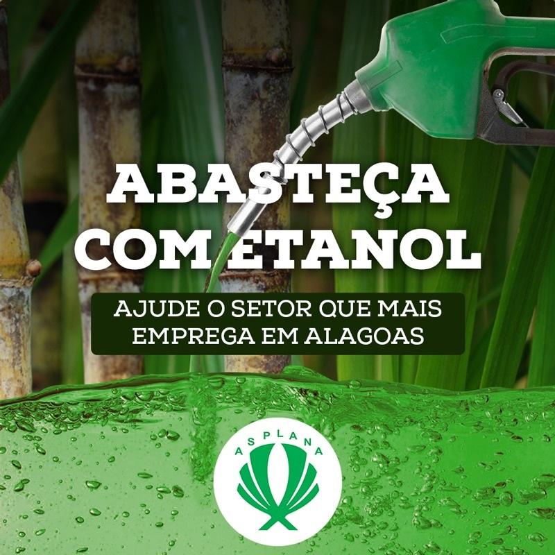 Asplana lança ação de incentivo ao consumo de etanol