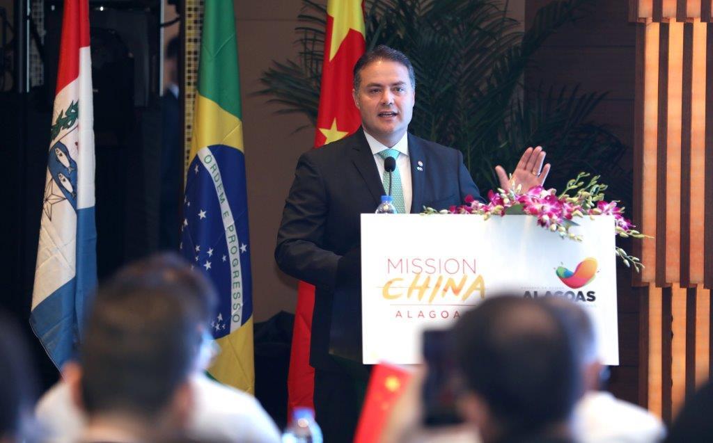 Duas novas empresas chinesas irão investir em AL