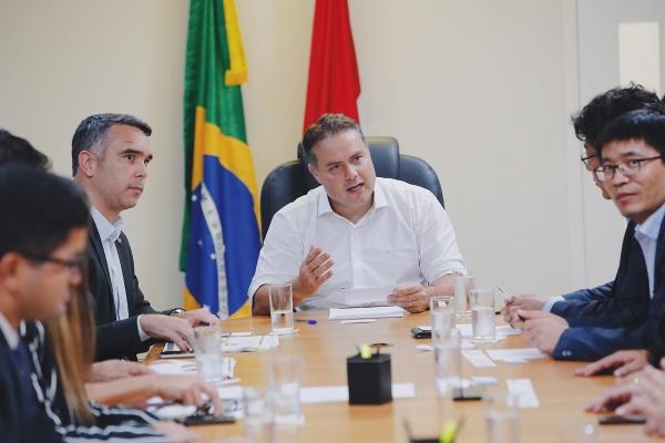 Empresa chinesa de fibra de vidros sinaliza interesse para instalar unidade em Alagoas