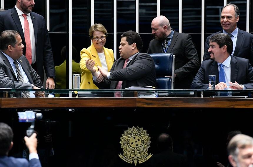 Senado aprova MP do Agro; texto que altera crédito segue para sanção presidencial