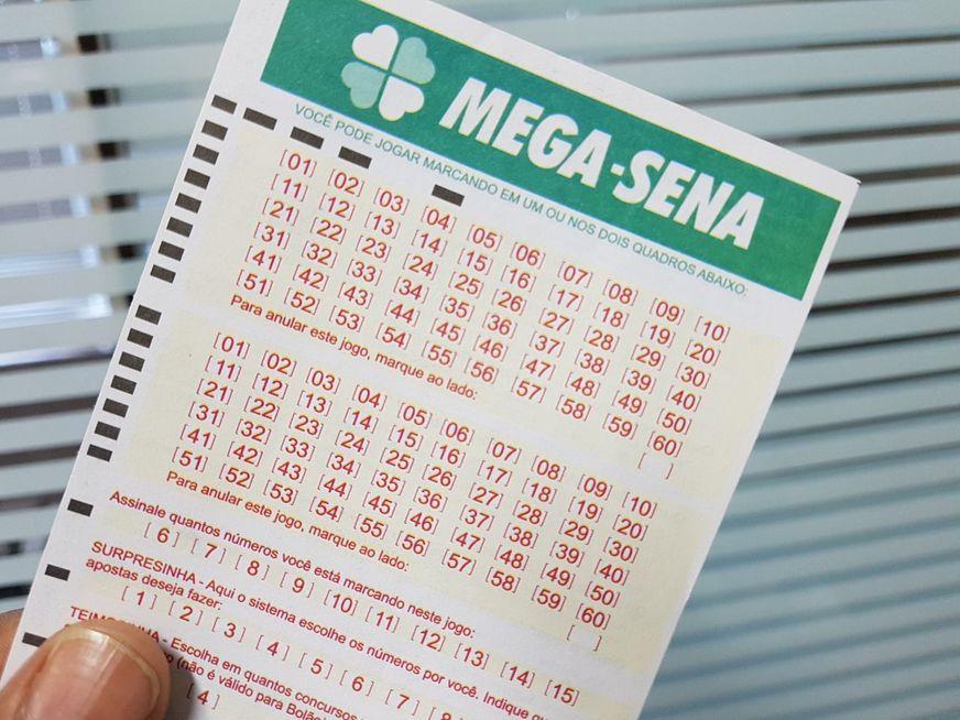 Acumulou! Mega-Sena vai pagar R$ 22 milhões no sábado