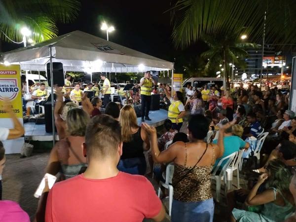 Banda do Ronda no Bairro se apresenta no Centro nesta quarta (29) e sexta-feira (31)